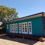 Customized backyard cabin Sicilia