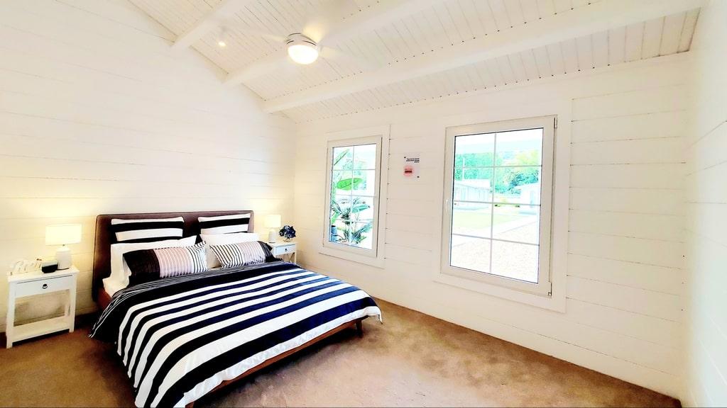 Bedroom 1 Rhodes Display Village Ourimbah 2020
