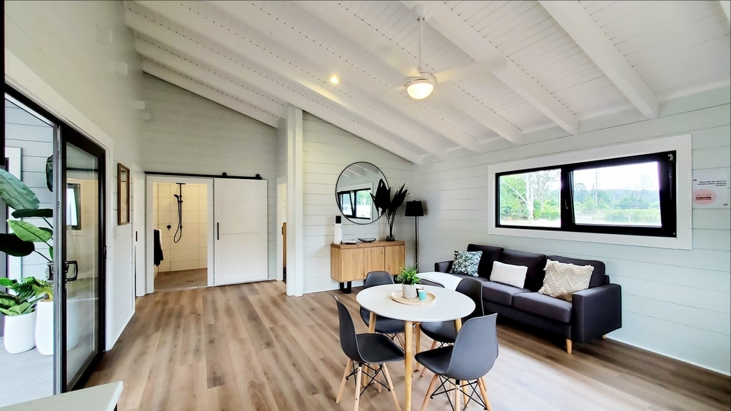Dining living room Iceland Display Village Ourimbah 2020