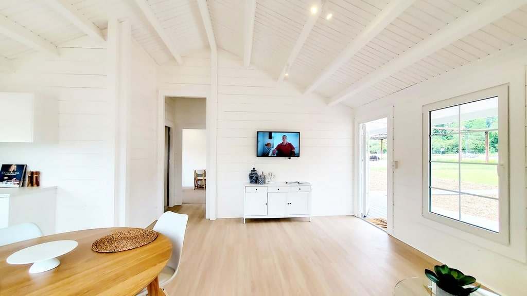 Inside Rhodes Display Village Ourimbah 2020