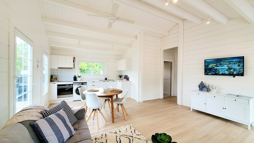 Living Dining Rhodes Display Village Ourimbah 2020