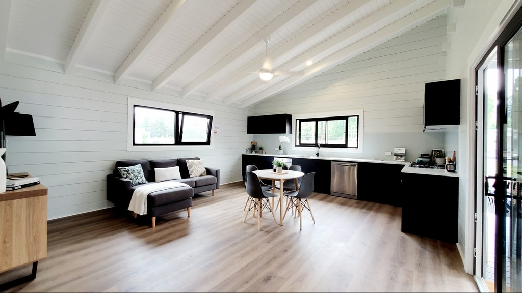 Living room Iceland Display Village Ourimbah 2020