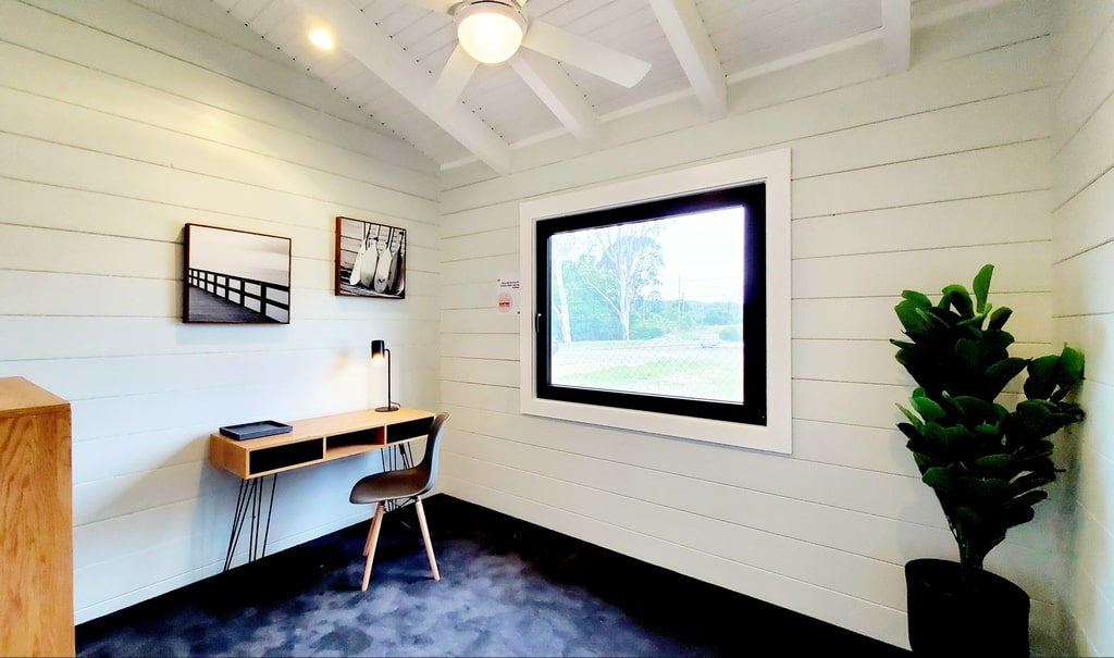 Office room Iceland Display Village Ourimbah 2020
