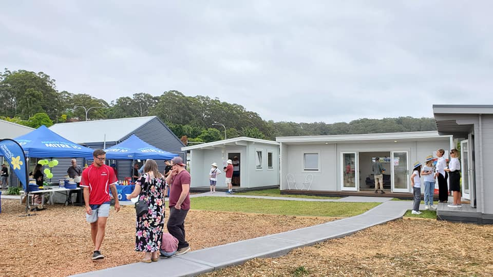Display Village Grand Opening in Ourimbah