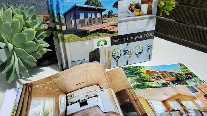 Featured Projects built 2020