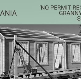 No permit required for granny flats and studios Tasmania