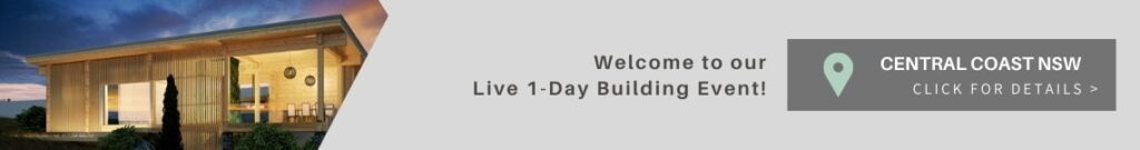 Live 1-day building event banner home