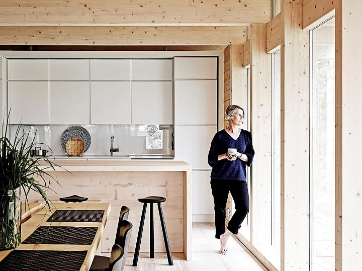 Sustainable Timber Homes