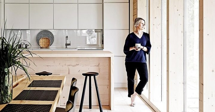 Timber homes sustainable choice