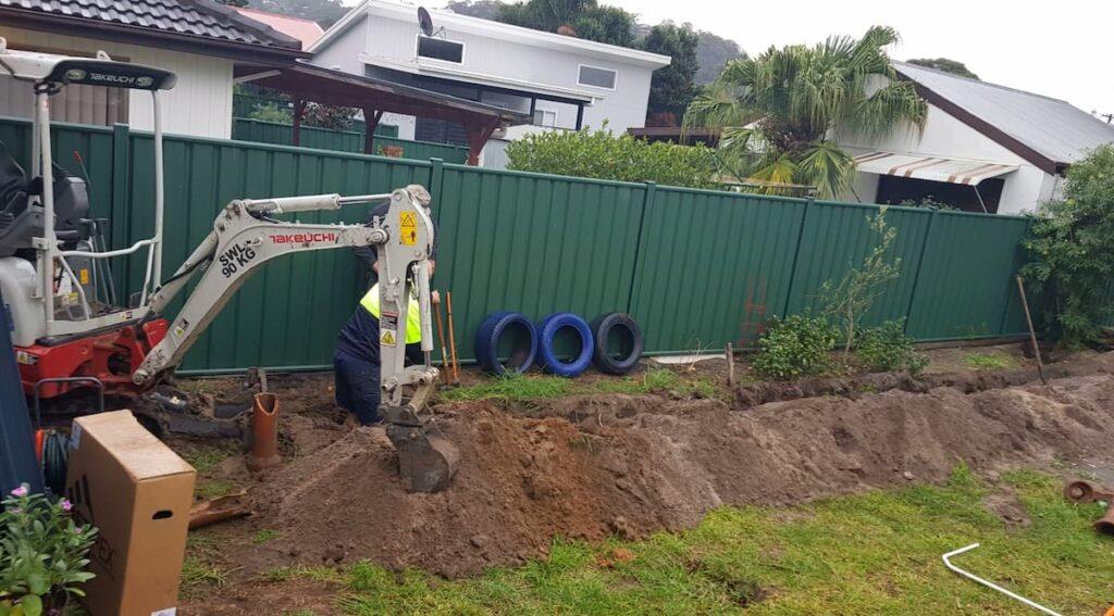 Madeira building preparation