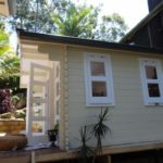 Backyard cabin Crete, Avoca Beach