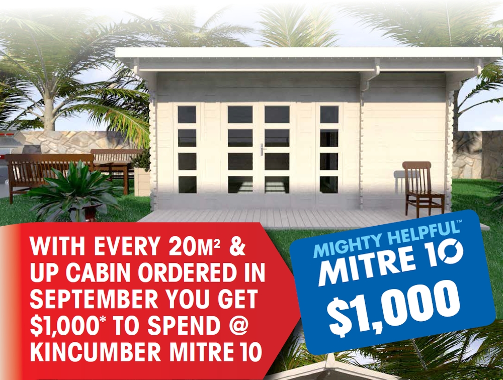 Fathers Day Offer Granny Flats 1017