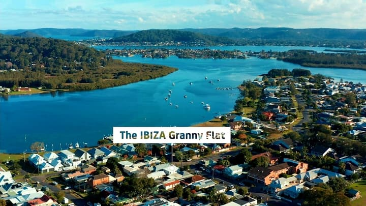 Ibiza built in Davistown, Central Coast NSW