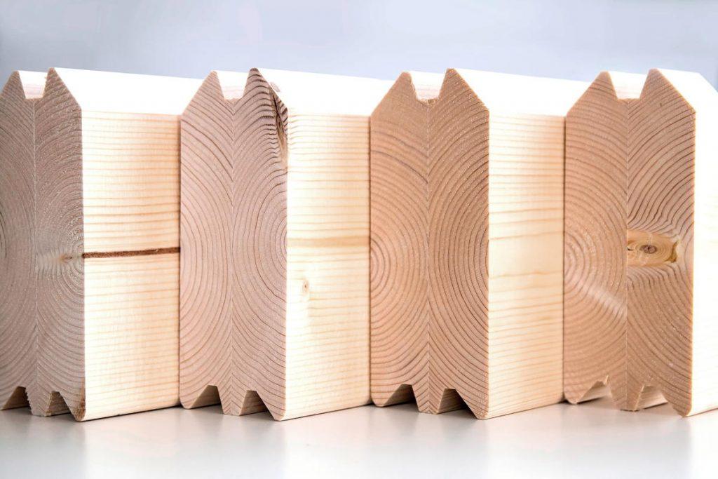 LGL laminated timber, glulam