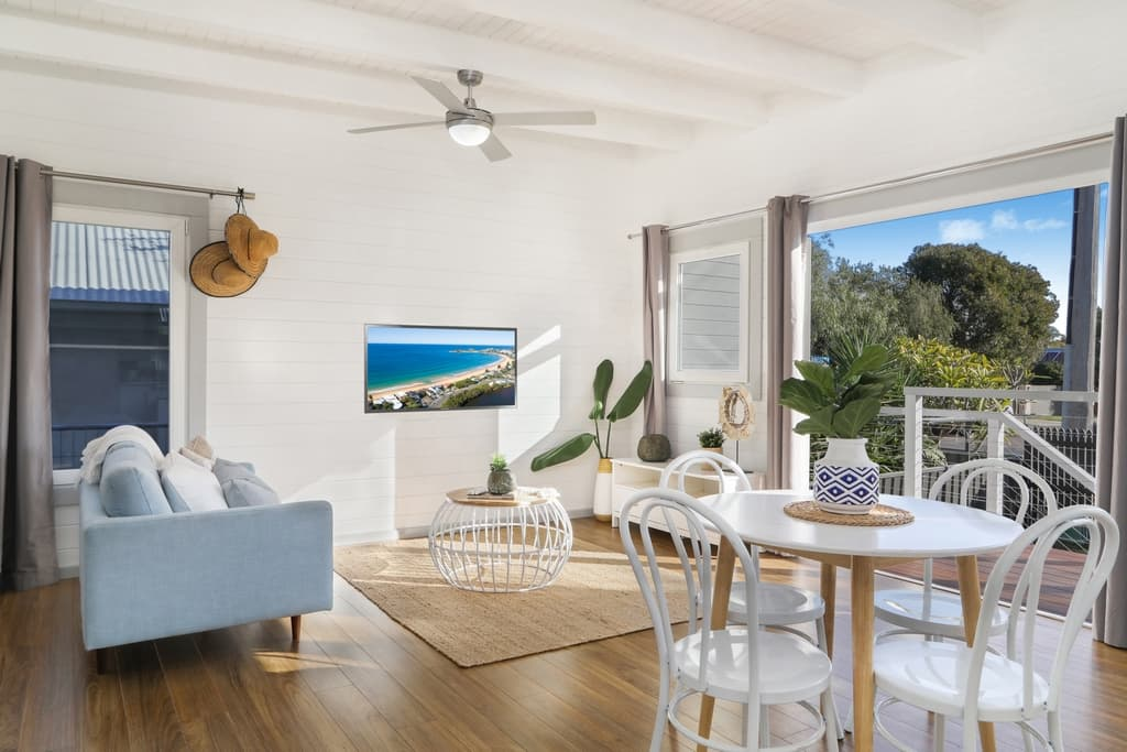 Living area investment property Ibiza