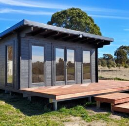 Multipurpose garden studio Skyros in Armidale