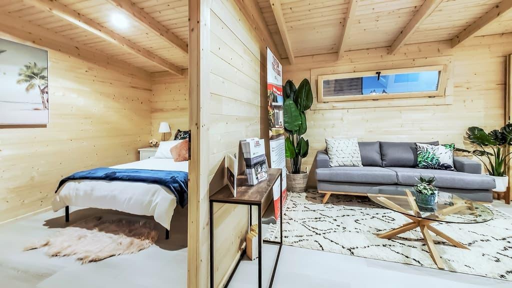 Sicilia Panorama 30 bedroom and lounge area
