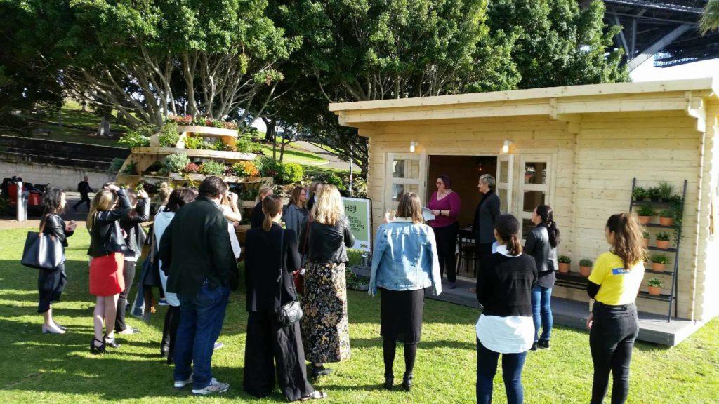 Sicilia backyard cabin and IKEA sustainability report