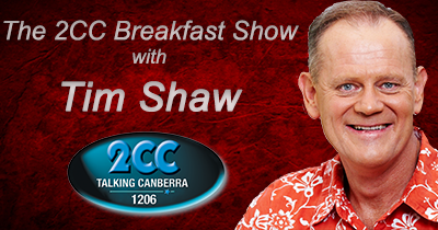 Tim Shaw Talking Canberra