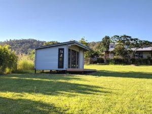 Backyard Cabin Rural Retreat Airbnb Port Macquarie