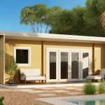 Backyard Cabin Sicilia Panorama 30 | Cream
