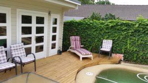 Backyard Cabin Sicilia Pool House & Gym Sydney