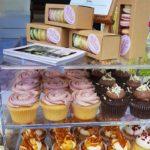 Nutmeg Cakes to treat Moms at Custom Creations Display Village