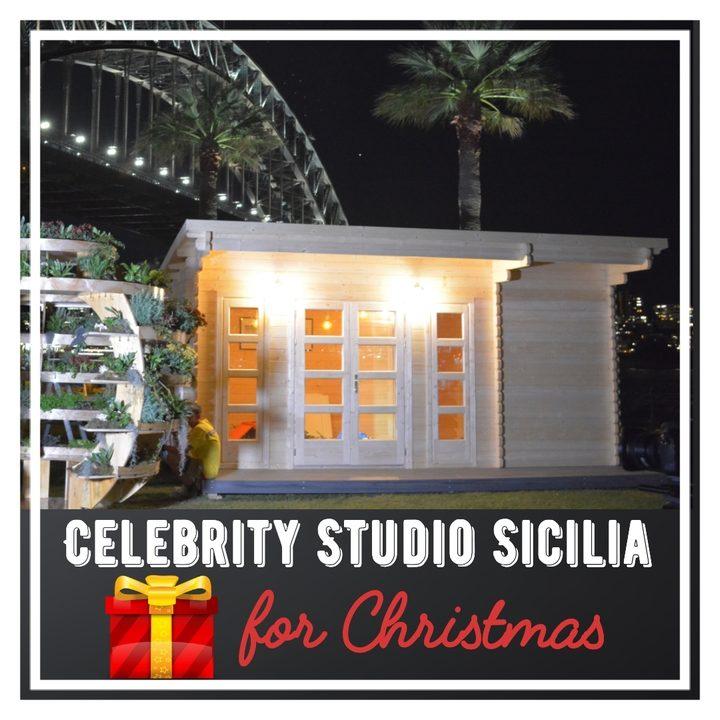 Celebrity Timber Studio Sicilia Christmas sale