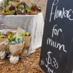 Flowers at Mothers Day Custom Creations Display Village