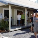 Granny flat Cyprus Mothers Day cabins display village