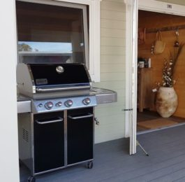 Granny Flat Cyprus comes with free Weber BBQ, Mothers Day Special valid for orders placed in May