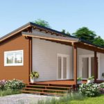 granny flat Iceland front view