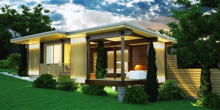 Granny Flat Madeira Ultra-modern design
