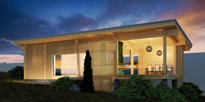Granny Flat Madeira Ultra-modern design 2