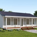 granny flat Rhodes front view