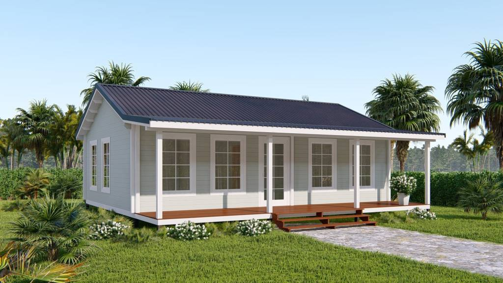 2 BEDROOM GRANNY FLATS