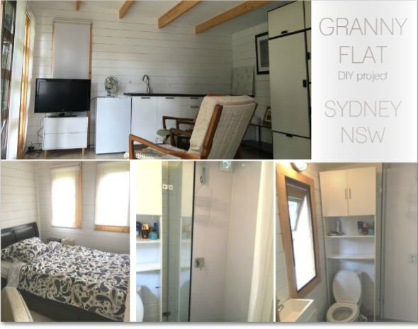 Granny flat Sicilia, Sydney