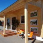 Granny flat Cyprus Canberra Home-Show 2016, outside
