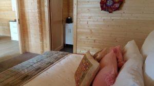 Granny flat Cyprus display village 2017, bedroom