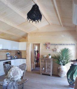 Granny flat Cyprus display village 2017, kitchen