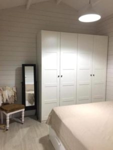 Granny flat Cyprus QLD, Sunshine Coast, 2017, bedroom