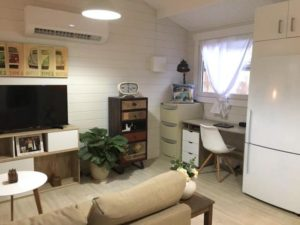Granny flat Cyprus QLD, Sunshine Coast, 2017, work table