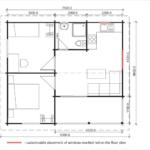 Granny flat Malta 2 bedroom floor plan