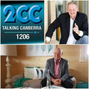 Podcast interview about YZY granny flats as affordable accommodation for aged care or young adults
