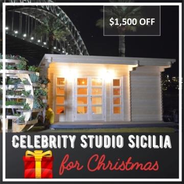 Sicilia christmas sale banner news 2017