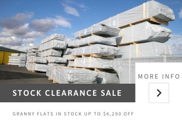 Stock clearance sale EOFY 2020
