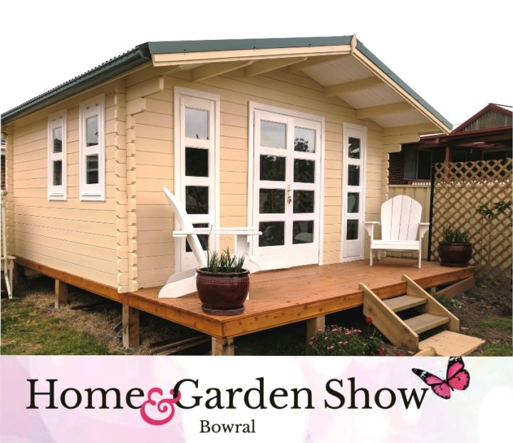 Timber studios Home and Garden show Bowral 2017
